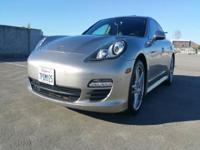 Options:  2011 Porsche Panamera Base 4Dr