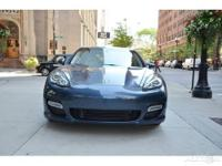2011 Porsche Panamera Hatchback Turbo Our Location is: