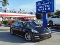Options:  2011 Porsche Panamera S|Gray|4.8L V8 32V.