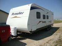 2011 Prowler Sport 26PBH Travel Trailer by Heartland RV