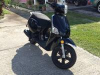 2011 Qlink Estate 50cc 4 stroke/single cylinder/3