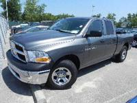 Description 2011 RAM 1500 Rear Wheel Drive, Power