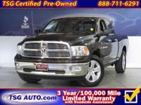 FRESH ARRIVAL FOLKS! THIS 2011 RAM 1500 HAS JUST
