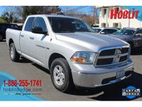 Only 43k Miles! CARFAX One-Owner, 4-Door, Short Bed,