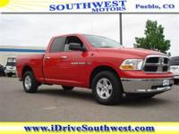 This vehicle is absolutely stunning! This Ram 1500 gets