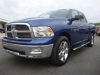 Like New! This 2011 Dodge Ram 1500 SLT Big Horn 4X2 is