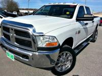 This 2011 Ram 2500 Big Horn is offered to you for sale