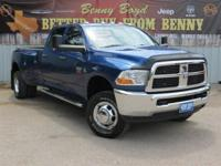 (512) 948-3430 ext.1148 This Dodge Ram 3500 is an One