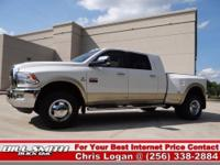 This is one Super Sharp Dodge RAM 3500!! It was Bought