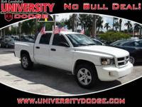 Dakota Big Horn Crew Cab, 4D Crew Cab, 3.7L V6, 4-Speed