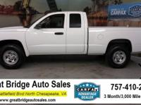 2011 Dodge Dakota CARS HAVE A 150 POINT INSP, OIL