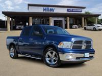 Crew cab, Deep Water Blue Pearl used 2011 Ram 1500 Lone