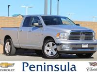 Bright Silver Metallic Clearcoat 2011 Ram 1500 Big Horn