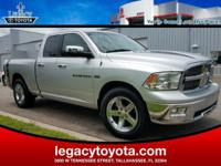 Clean CARFAX. 4 New Tires, TOW PACKAGE, 1500 Big Horn,