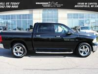 Options:  2011 Ram 1500 Big Horn|Cloth Front 40/20/40