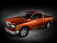 2011 DODGE RAM 1500. CREW CAB. LOADED. BIG HORN