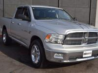 This 2011 Dodge Ram 1500 - features a 5.7L V8 OHV 16V