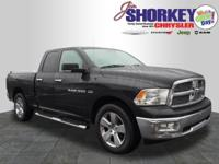 2011 Ram 1500 Big Horn Clean CARFAX. ABS brakes, AM/FM