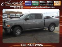 Check out this gently-used 2011 Ram 1500 we recently