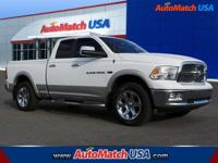 Boasts 19 Highway MPG and 13 City MPG! This Ram 1500
