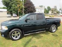 4 Wheel Drive! Leather, Quad cab, new tires and