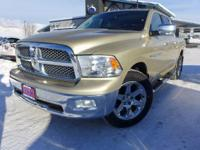 Options:  2011 Ram 1500 Laramie|Gold|*Local Trade*|*New