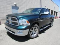 Options:  2011 Ram 1500 Laramie|4X4 Laramie 4Dr Crew