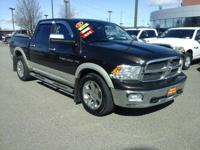 This 2011 Ram 1500 Laramie is offered to you for sale
