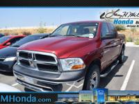 Win a bargain on this 2011 Ram 1500 while we have it.