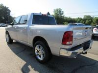 Options:  2011 Ram 1500 Lone Star|Bright Silver