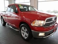 Options:  2011 Ram 1500 Lone Star|Red|**Clean