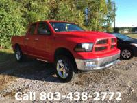 Options:  2011 Ram 1500 Slt|Red|Flame Red Clearcoat