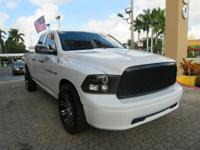 Options:  2011 Ram Ram Pickup 1500 Slt 4X2 4Dr Quad Cab