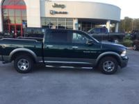 CARFAX 1-Owner. Aluminum Wheels, Bed Liner, Hitch, 4x4,