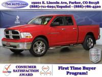 **** FRESH IN FOLKS! THIS 2011 RAM 1500 SLT HAS JUST