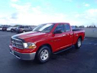 For a smoother ride, opt for this 2011 RAM 1500 SLT