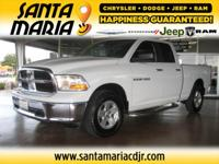 Options:  2011 Ram 1500 Slt 4Wd 140Wb|**Local Trade