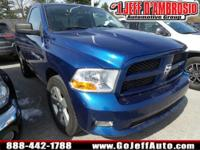 1 Owner!. Quick Order Package 26C Ram 1500 Express