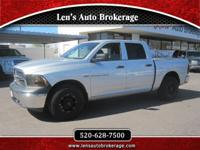 Options:  2011 Ram 1500 Yes....This Baby Has The Hemi!