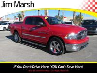 You can expect a lot from the 2011 Ram 1500! Very clean