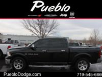 4WD! Oh yeah! Creampuff! This beautiful 2011 Ram 1500