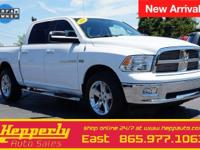 Recent Arrival! CARFAX One-Owner. This 2011 Ram 1500