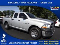 Used 2011 Ram 1500,  DESIRABLE FEATURES:    a TRAILER /