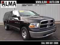 Options:  2011 Dodge Ram 1500 St|Black|Clean Carfax|Non