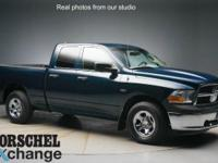Green 2011 Ram 1500 ST with low miles!!Odometer is