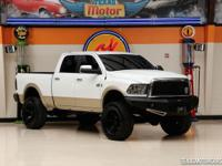 This 2011 Ram 2500 Laramie Longhorn Edition is in good