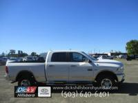 4WD Crew Cab SLT model with Anti-Spin Differential Rear