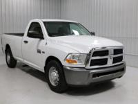 Options:  2011 Ram 2500|Bright White Clearcoat/Dark