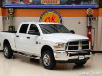 This clean Carfax 2011 Ram 2500 ST is in great shape