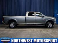 Clean Carfax Two Owner 4x4 Diesel Truck with